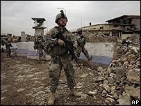 قوات أمريكية في الموصل