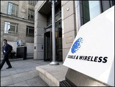 Cable & Wirelss headquarters