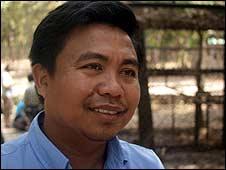 Nhek Ratanapich, wildlife sanctuary director