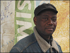 Edward Ampadu, January 2009