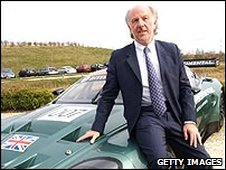 New Aston Martin non-executive chairman David Richards