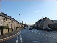 Buncrana Road, Derry