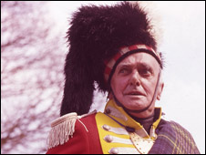 John Laurie as Pt Frazer