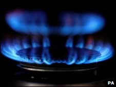 Gas flame (Image: PA)