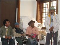 Nelson Mart�nez. Foto: Organizaci�n Nacional Ind�gena de Colombia