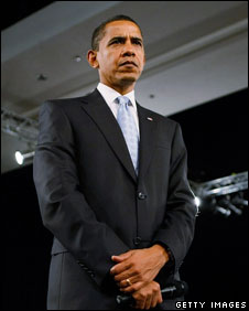 Barack Obama, 10 Feb
