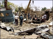 India embassy attack, Jul 2008