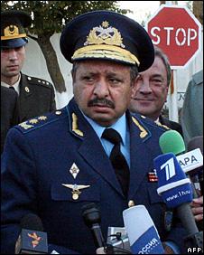 Lt-Gen Rail Rzayev (18 September 2007)