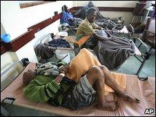 Budiriro clinic in Harare, Zimbabwe