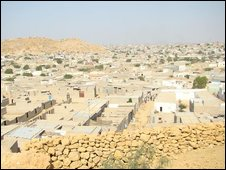 Baldia area of Karachi