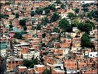 Barrio marginal de Caracas