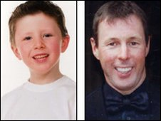 Colin and Johnny McRae
