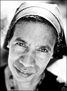 Gloria Felisidio Acasio in Dili