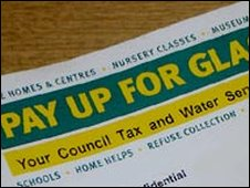 Council tax bill