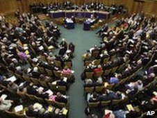 The General Synod meeting