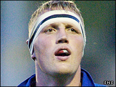 Former Scotland international Doddie Weir