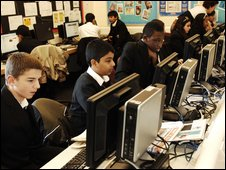School Reporter at Brentside High School in West London