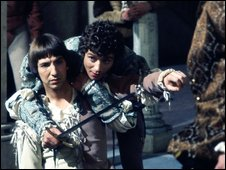 Scene from 1978 BBC production of Romeo and Juliet