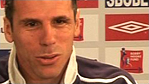 West Ham boss Gianfranco Zola remains