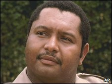 "Jean-Claude ""Baby Doc"" Duvalier"