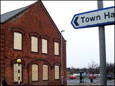 Horncastle Town Hall