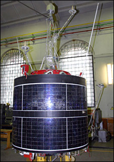 Russian satellite