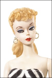 Barbie in 1959