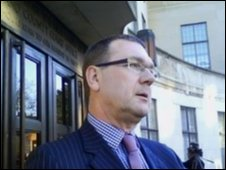 CPS lawyer Paul Harrison