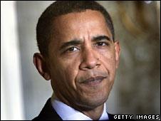 Barack Obama, 13 Feb