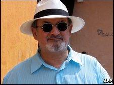 Salman Rushdie, file image