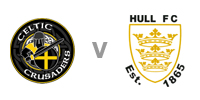 Celtic Crusaders v Hull