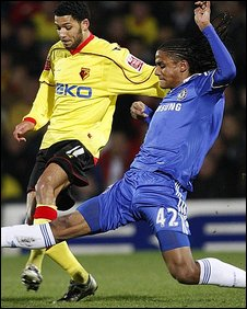 Jobi McAnuff and Michael Mancienne