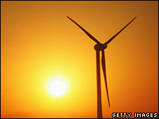 Wind turbine (Pic Getty Images)