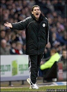 Derby boss Nigel Clough