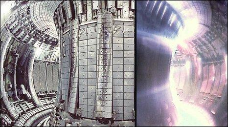 The Jet fusion tokomak