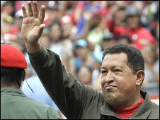 President Hugo Chavez