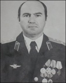 Captain Yevgeni Shatski flew transport planes for the Soviet air force