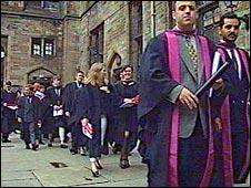 Glasgow University graduates