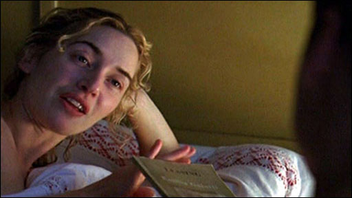 kate winslet the reader. Kate Winslet has won the Oscar