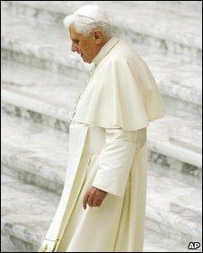 Pope Benedict (4 Feb 2009)