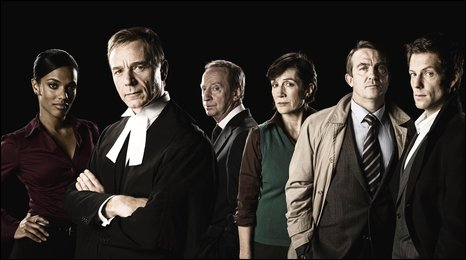 Law & Order: UK cast