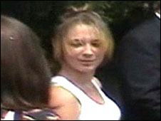 Paige Chivers two months before she went missing