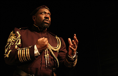 Lenny Henry in Othello