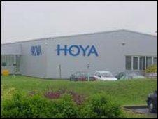 Hoya factory