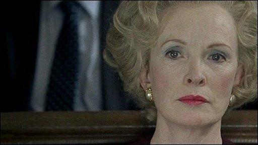 Lindsay Duncan stars as Margaret Thatcher