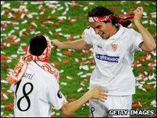 Jose Luis Marti (left) and Jordi Lopez (right)