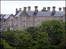 Craiginches Prison in Aberdeen [Pic: Press and Journal]