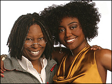 Whoopi Goldberg and Patina Miller