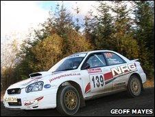 Jason Pritchard's Subaru Impreza