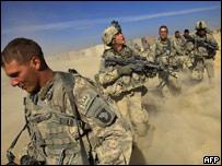 Армия США в Афганистане